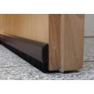 VEDAÇAO PORTA PVC FORTE COM PELO EM PVC DE DUPLA CAMADA REF. 1460/02