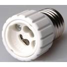 ADAPTADOR  LAMPADA E14 / GU10